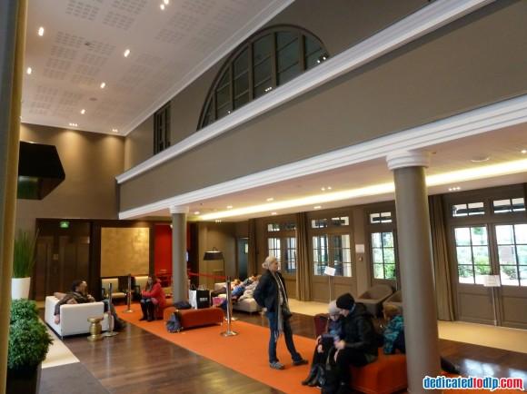 Lobby at Hipark Serris-Val d'Europe