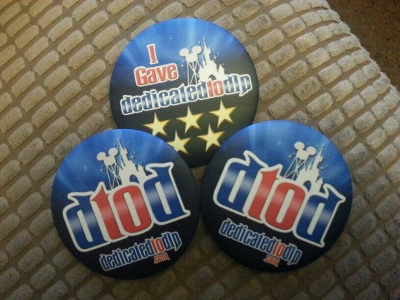 Dedicated to DLP Button Badges