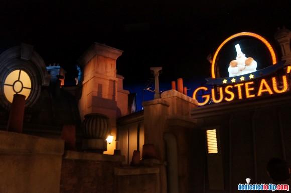 Ratatouille: The Adventure Fan Event.  PreShow