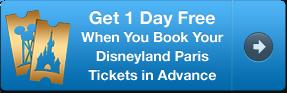 Book Disneyland Paris Tickets