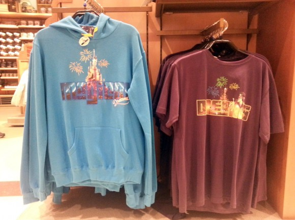 Disney Dreams T-Shirts in Disneyland Paris