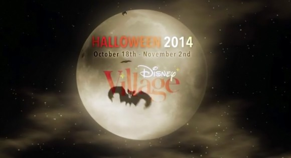 Disneyland Paris News: Halloween 2014 in Disney Village