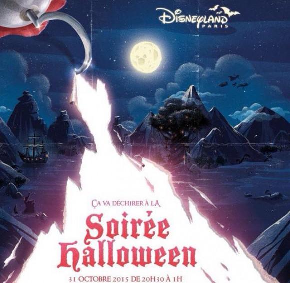 Halloween Soiree 2015 Disneyland Paris