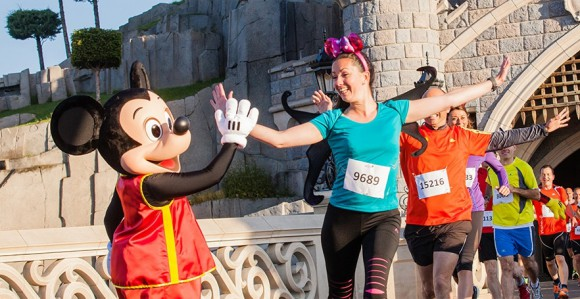 Booking For The runDisney Disneyland Paris Half Marathon Weekend Is Now Open