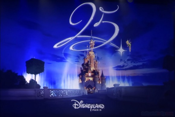 New Disneyland Paris 25th Anniversary Rumours Discussed