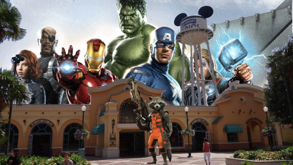 Disneyland Paris Rumour: Captain America Coming to WDS in 2016 – Will the Other Avengers Follow Him?