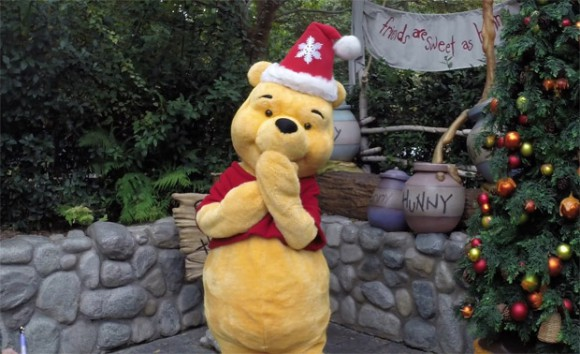 Disneyland Paris Rumour: New Christmas Parade Float to Feature Winnie The Pooh & Friends