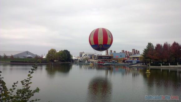Disneyland Paris Diary: Halloween 2015 – Day 6 - Lake Disney