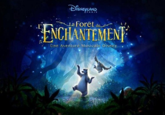 The Forest of Enchantment in The Chaparral Theater