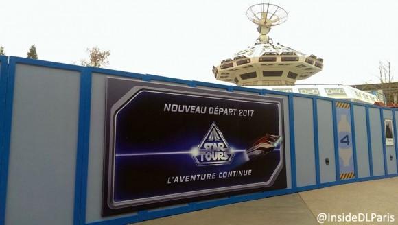 Star Tours: The Adventure Continues in Disneyland Paris