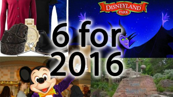 6 Things For 2016 I've Never Done in Disneyland Paris, But Will