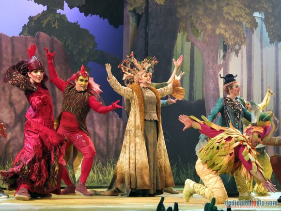 Disneyland Paris News: The Forest of Enchantment Returning July – September 2017