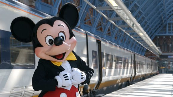 Eurostar – Celebrating 20 Years of the Direct London to Disneyland Paris Service