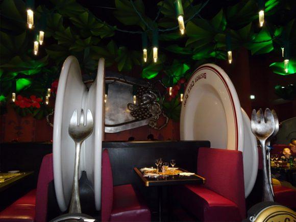 Disneyland Paris Restaurant Review: Bistrot Chez Rémy