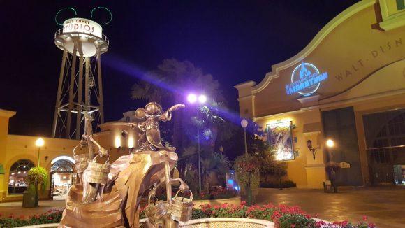 Disneyland Paris runDisney Diary Day 2 – Inaugural Party with Captain America