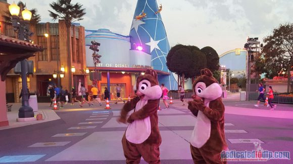 Disneyland Paris runDisney Diary Day 4 - The Half Marathon with Chip n Dale