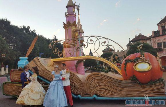 Disneyland Paris runDisney Diary Day 4 - The Half Marathon with Belle, Prince, Cinderella and Prince Charming