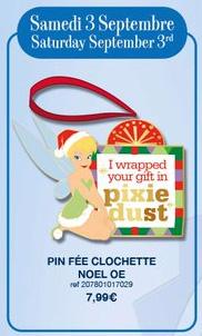 Disneyland Paris Pin Releases - September 3rd 2016
