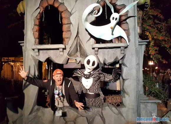Disneyland Paris Halloween 2016: Characters
