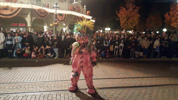 Disneyland Paris Review: Halloween Soiree Party 2016