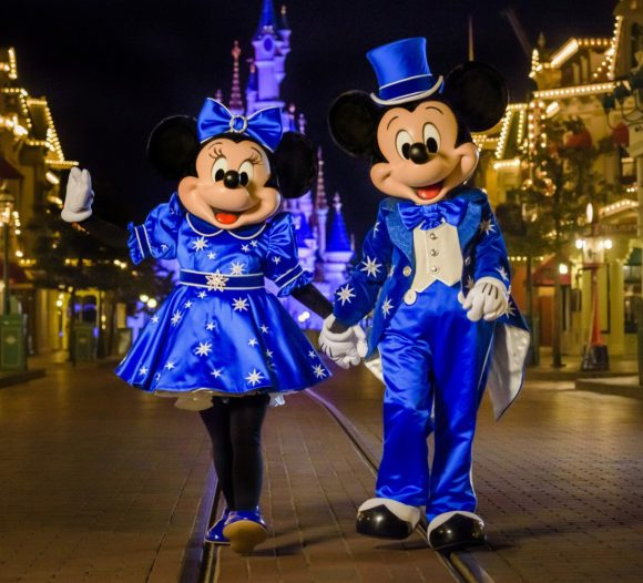 NEW Disneyland Paris 25th Anniversary Mickey and Minnie Costumes – A Merchandise Dream