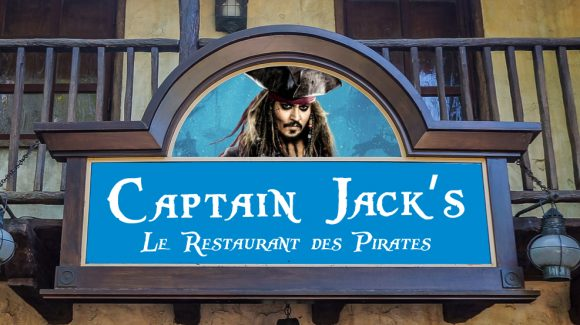 Disneyland Paris News: Blue Lagoon to be Renamed Captain Jack's – Is That A Bad Thing?