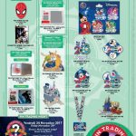 Disneyland Paris Pins For November 2017 - Star Wars, New Year, Mysteries & A Fidget Spinner!