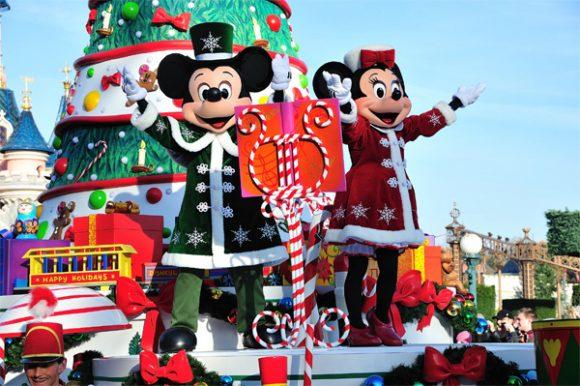 Top 10 Things I'm Looking Forward to in Disneyland Paris This Christmas