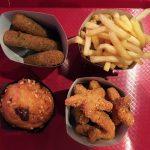 Disneyland Paris Restaurant Review: Restaurant en Coulisse - The Food