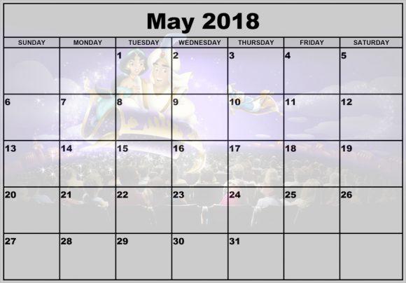 My Year Without Disneyland Paris Update #5 – May 2018