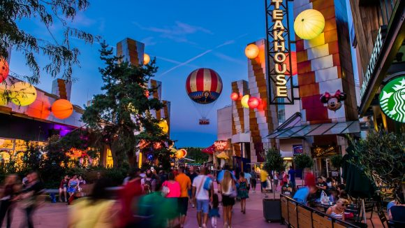 Big Developments Are Coming to Disney Village in Disneyland Paris – What Will Change and What Will Be Added?