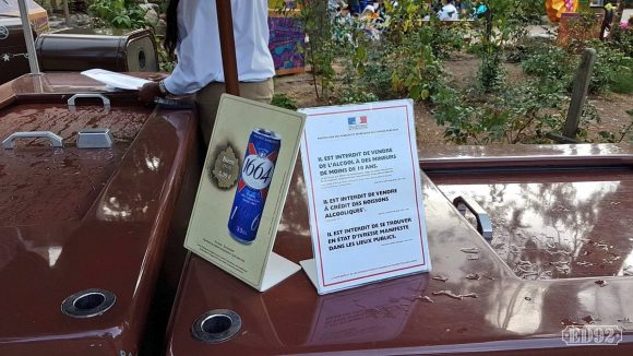 Disneyland Paris Start Selling Cans of Beer From Refreshment Carts – Please Stop!