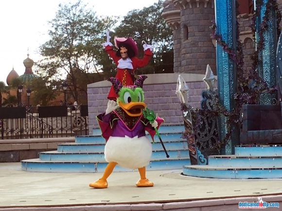 Halloween 2018 in Disneyland Paris – It's Good To Be Bad with the Disney Villains