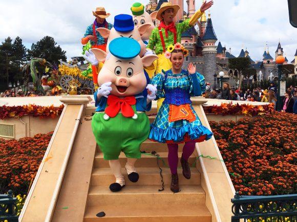 Disneyland Paris Halloween 2018 Review